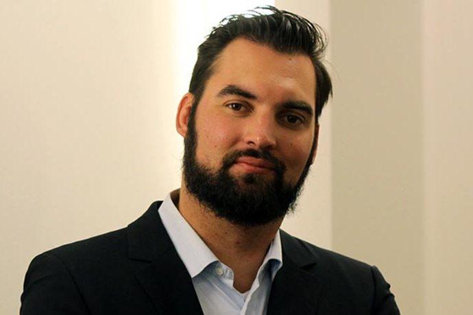 Christopher Keil, Geschäftsführer der Keiltec GmbH