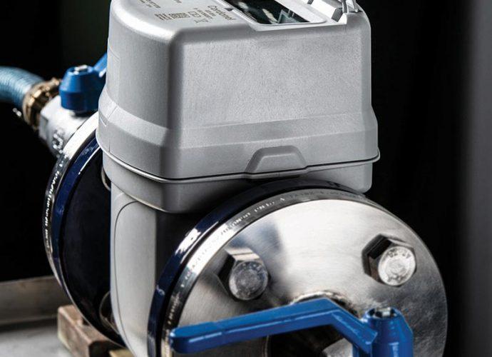 Der Ultraschall-Großwasserzähler Cordonel ermöglicht effizientes und intelligentes Wassermanagement und überzeugt mit genauen und zuverlässigen Messwerten, umfangreichen Messdaten und fortschrittlicher Kommunikationstechnik. Bild: Xylem