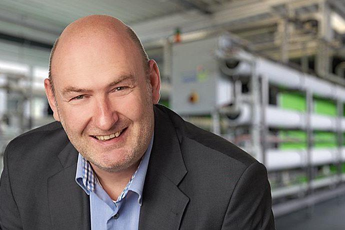 Marc Orzech verstärkt bei EnviroFALK die Anwendungsberatung für Prozesswasser-Technik.