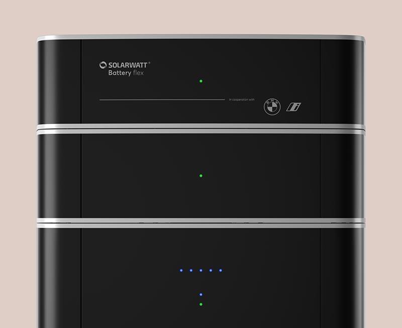 SOLARWATT Battery flex 7,2 kWh. Bildquelle: Solarwatt
